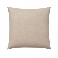Beige Linen Pillow Cover
